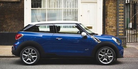 Mini Paceman images leaked