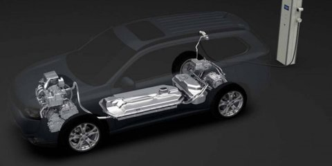 Mitsubishi Outlander PHEV revealed