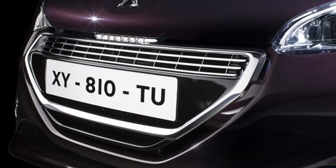 Peugeot 208 XY: chic city car revealed