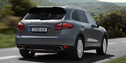 Porsche Cayenne S Diesel: new 850Nm V8 oil-burner for SUV