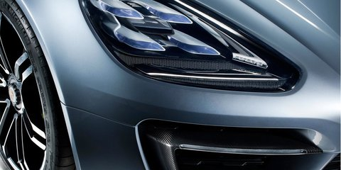 Porsche Panamera Sport Turismo concept previews new wagon variant