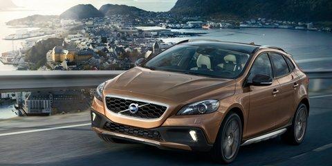 Volvo V40 Cross Country likely for Australia