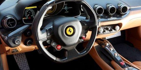 Ferrari F12 Berlinetta launches in Australia