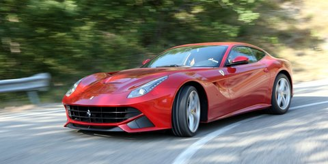 Ferrari F12 GTO configurator leaked, will have almost 600kW - report