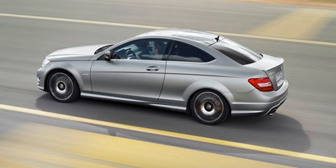 Mercedes-Benz C250 Coupe Sport adds AMG visuals and handling