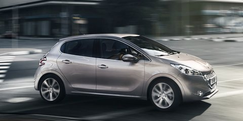 Peugeot 208 production cut back only months after launch