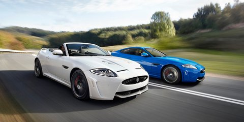 Jaguar XK production to end in 2014
