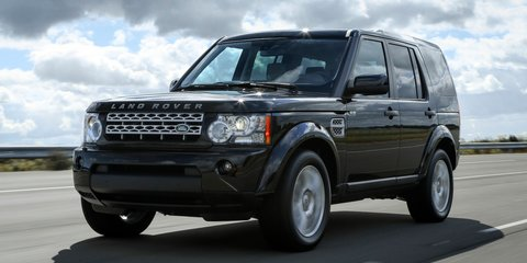 Land Rover Discovery 4 recalled over glass roof risk