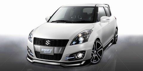 Suzuki Swift Sport: hot concept headed for Sydney motor show