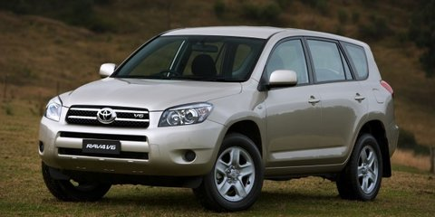 Toyota RAV4 recalled for rear seat belt issue, close to 100,000 cars affected