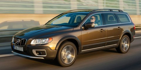 2013 Volvo XC70 adds T6 engine, new safety technology