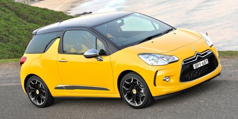Citroen DS3 prices cut again: now from $24,990 driveaway