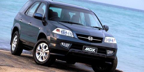 Honda MDX set to return in 2014