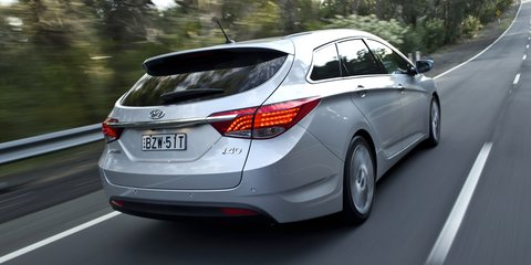 Hyundai i40 update: new pricing and features for mid-size range