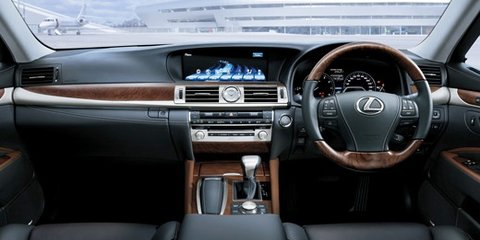 2013 Lexus LS pricing and specifications