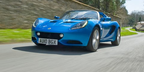 2012 Lotus Elise Review