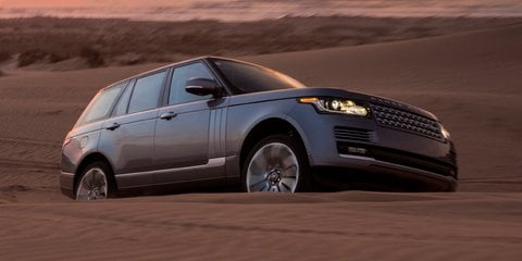 2013 Range Rover Review