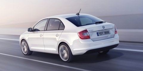 Skoda Rapid Review
