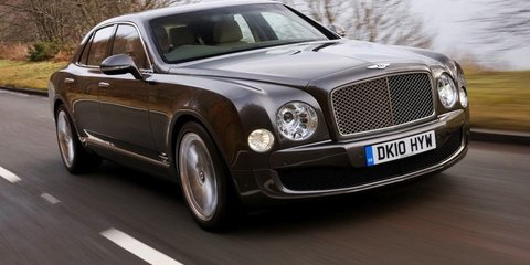 2012 Bentley Mulsanne Review