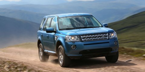 2013 Land Rover Freelander 2: Australian specifications revealed