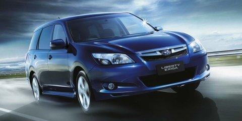 Subaru Australia may not offer Tribeca-replacing large SUV