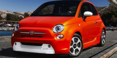 """Fiat 500e: Sergio Marchionne says """"I hope you don't buy it"""""""
