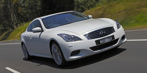 Infiniti G37 Coupe and Convertible Review