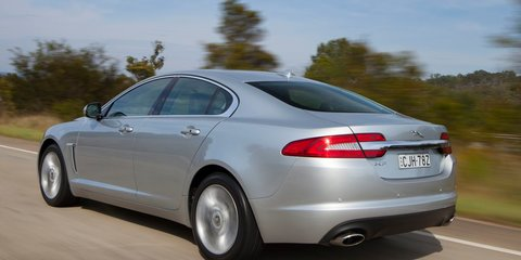 jaguar xf price review pics specs mileage petrol auto. Black Bedroom Furniture Sets. Home Design Ideas