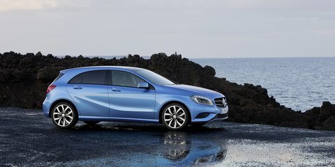 2013 Mercedes-Benz A-Class Review
