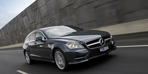 Mercedes benz cls350 shooting brake review caradvice for Mercedes benz cl 240