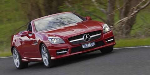 2016 Mercedes-Benz SLK recalled for steering issue