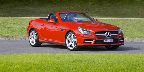 2015 Mercedes-Benz SLK recalled for battery fix
