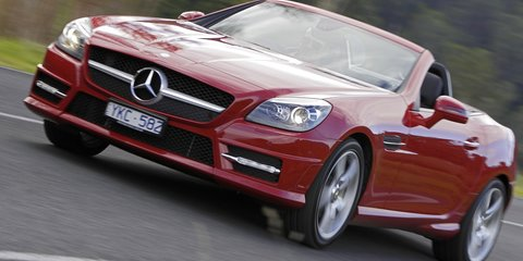 Mercedes-Benz SLK250 Review