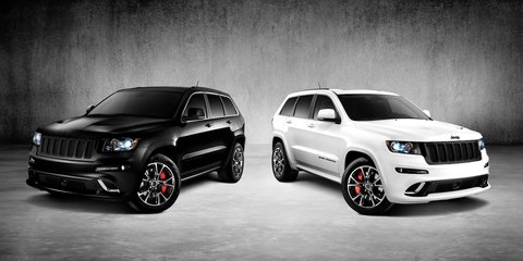 Jeep Grand Cherokee SRT8 Alpine, Vapour special editions for Australia
