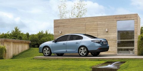 Renault Fluence Z.E. launch delayed due to infrastructure hold-ups