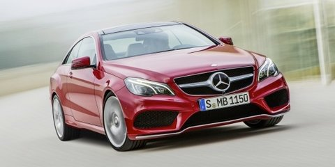 2013 Mercedes-Benz E-Class Coupe and Cabriolet revealed