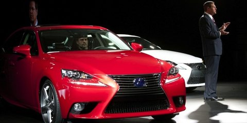 Lexus IS: turbo fours and IS F considered, wagon rejected