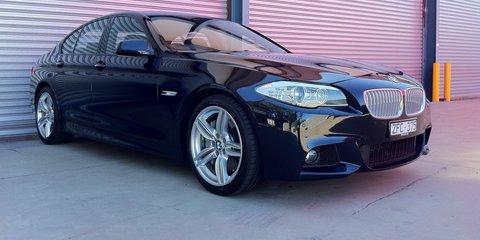 BMW 550i Review