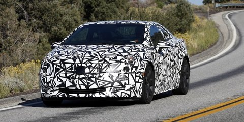 Cadillac ELR: premium plug-in coupe spied high-altitude testing