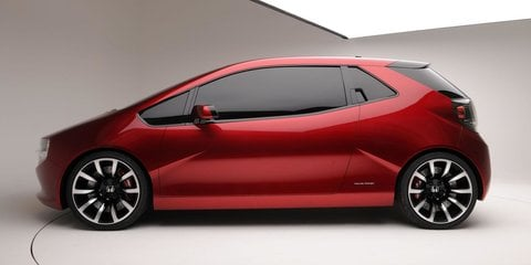 Honda Gear concept: fixie-inspired city car debuts in Montreal