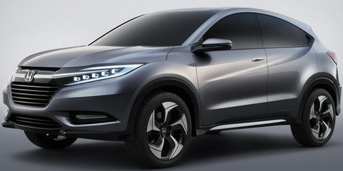 Honda Urban SUV concept images leaked