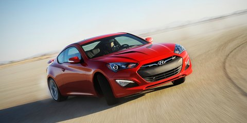 Hyundai Genesis Coupe may drop 2.0-litre turbo for next-generation model - report