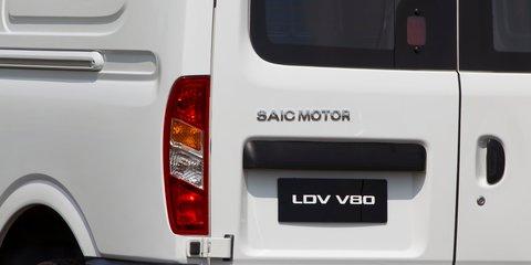LDV V80 Review
