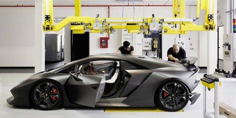 Lamborghini Sesto Elemento enters production