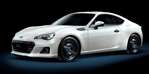 Subaru BRZ RA Racing: new model keen for the track