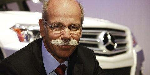 Mercedes-Benz boss says Elon Musk is a 'Mastermind'