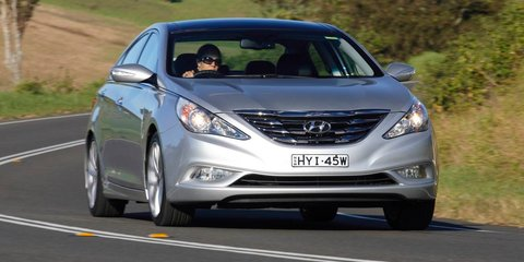 Hyundai i45 axed from Australian line-up