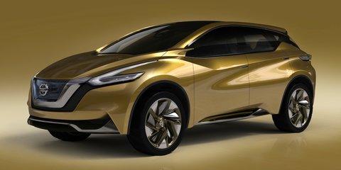 Nissan Resonance concept teases 2014 Murano