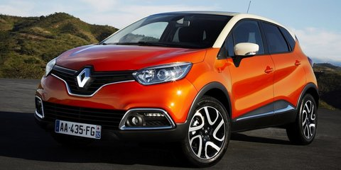 Renault Captur: French baby SUV revealed