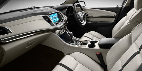 "Holden VF Commodore: all-new ""sophisticated"" interior"
